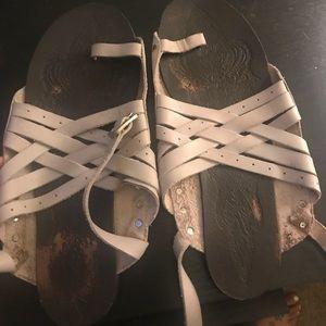 Worn once free people sandal